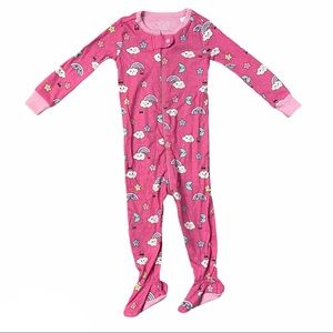 THE CHILDREN'S PLACE Pink Bodysuit Size 9-12 Mos